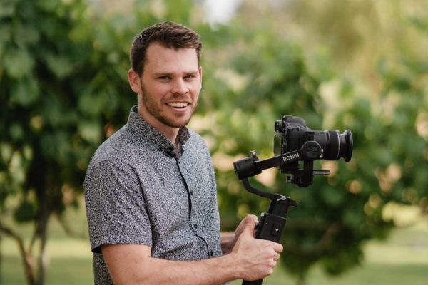 Cory Sanderson - Hunter Valley Wedding Videographer