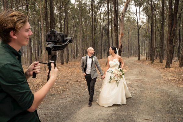 Brodi Bathgate - Hunter Valley Wedding Videographer and Editor